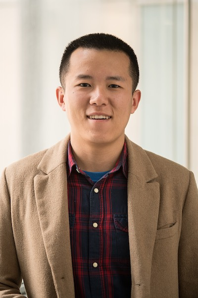 <p><b>Heyou Zhang</b><br>PhD Student<br>University of Melbourne</p>