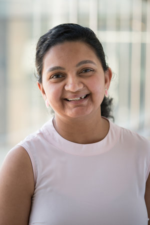 <p><b>Dr Anupama Srinivas</b><br>Research Fellow in the Synthesis of Sensor Materials<br>University of Melbourne</p>