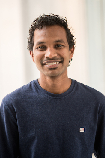 <p><b>Arun Ashokan</b><br>PhD Student<br>University of Melbourne</p>
