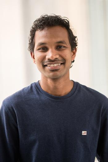 <p><b>Arun Ashokan</b><br>PhD Student<br>University of Melbourne</p>