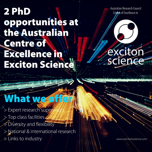 PHD opportunities at the Australian Centre of Excellence in Exciton Science.jpg