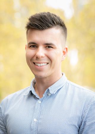 Adam Surmiak, PhD student, Monash University