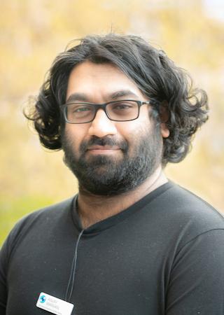 Anjay Manian, PhD Student, RMIT