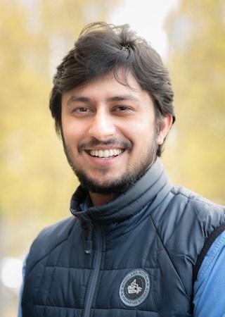 Ashish Sharma, PhD Student, University of Sydney