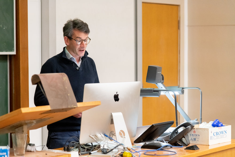 A/Prof Ned Ekins-Daukes