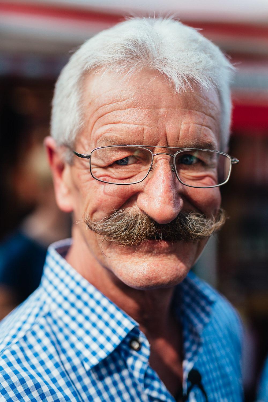 Erwin: Viktualienmarkt Officer