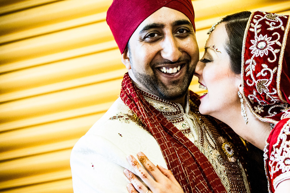 Award winning Kent wedding photographer of the year