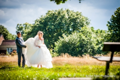 Sophie & Manny 17th July 2016 - Bulls Head Hotel - Chislehurst - Kent