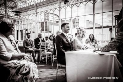 Laura & Rob 8th August 2016 - Horniman Museum - London