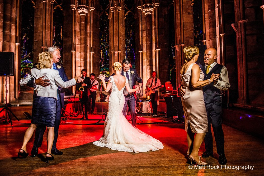 Ashdown Park Hotel - Bride and Groom - First dance