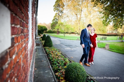 Bernadette & Andrew 21st October 2017 - Hall Place - Bexley - Kent