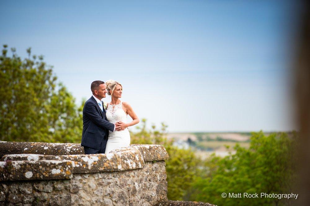 Wedding venue - Lympne Castle - Kent