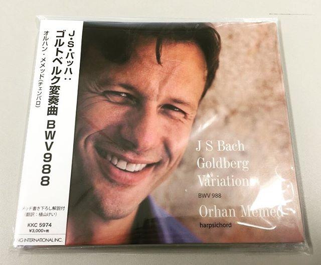 親愛なる日本の皆様  こんにちは。 この度、バッハ:ゴルトベルク変奏曲の国内版が新たに12月10日キングインターナショナルよりリリースされることになりました。 ブックレットは新たにこの録音について日本語と英語で書き下ろしました。 私の愛するバッハとチェンバロ音楽を日本の皆様と再び分かち合える日を楽しみにしています。詳細はキングインターナショナルのサイトでご覧下さい 。  #kinginternational #hmvjapan #amazonjapan  #japan #goldbergvariations #johannsebastianbach #classicalmusic #classicalmusician #recording #harpsichord #harpsichordist #インスタ映え  #芸術 #きれい #幸せ
