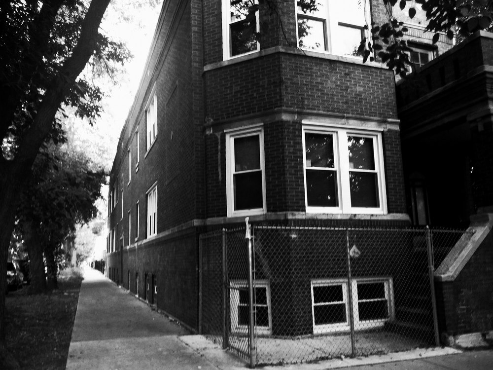 So I have lived in Pilsen since 1998 and have curated many art exhibits over the years. I have since moved out of Pilsen due to the high cost of living and recently had the opportunity to buy this building in Marshall Square (the neighborhood just west of Pilsen before Little Village). I plan on continuing to do art shows in one way or another. For now Antena is on hold. Thank all of you for your support over the years and see you soon.