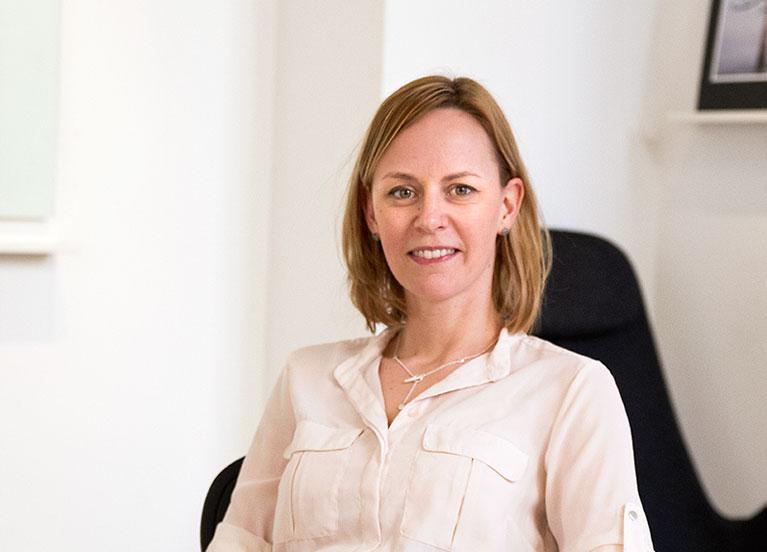 Jennie Davelind är ny produktionsledare på reklambyrån Nkel i Stockholm