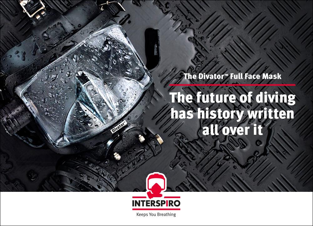 Preview: En av Interspiros nya annonser, del av ett helt nytt annonskoncept