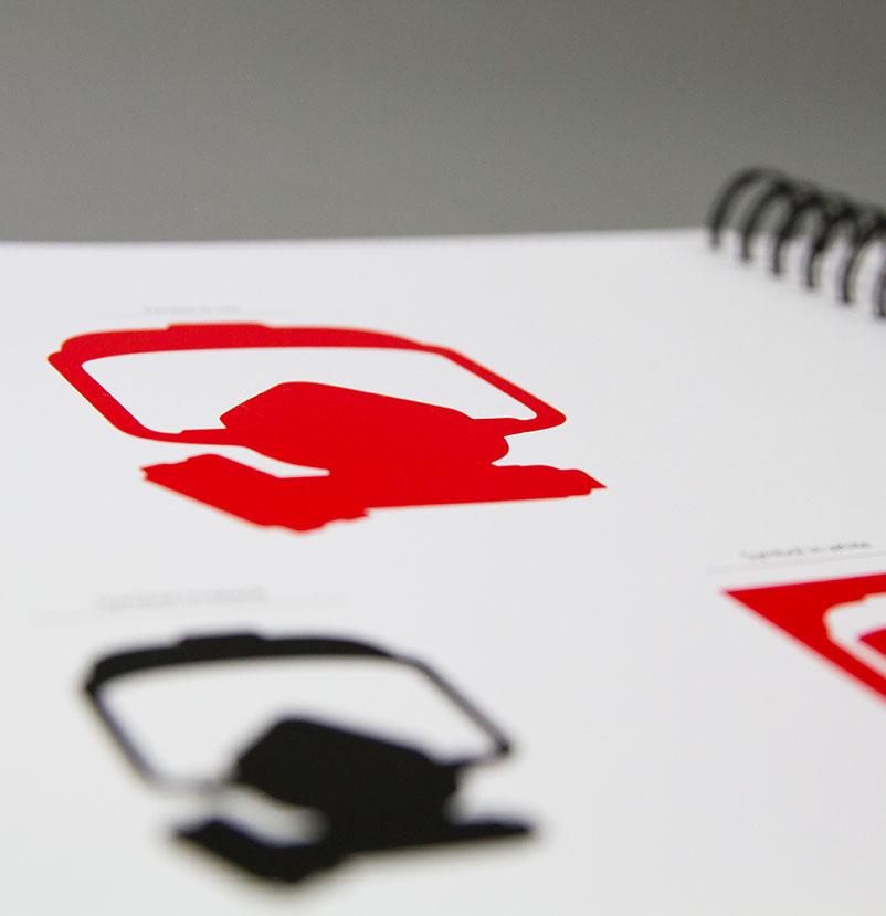 Interspiros nya logotyp förvaltar företagets anrika historia