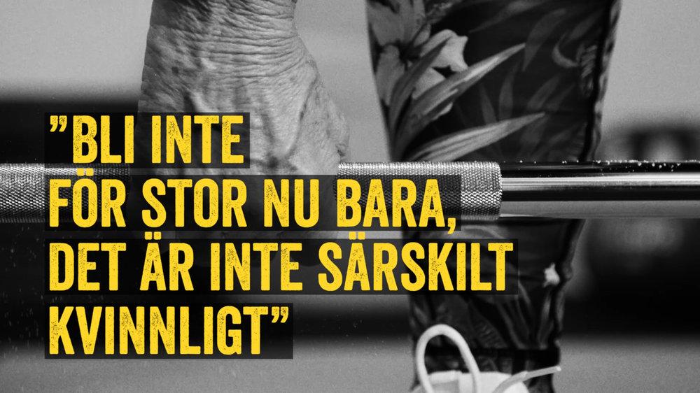 """Stora träningsboken för kvinnor av Lovisa """"Lofsan"""" Sandström och Jessica Almenäs"""