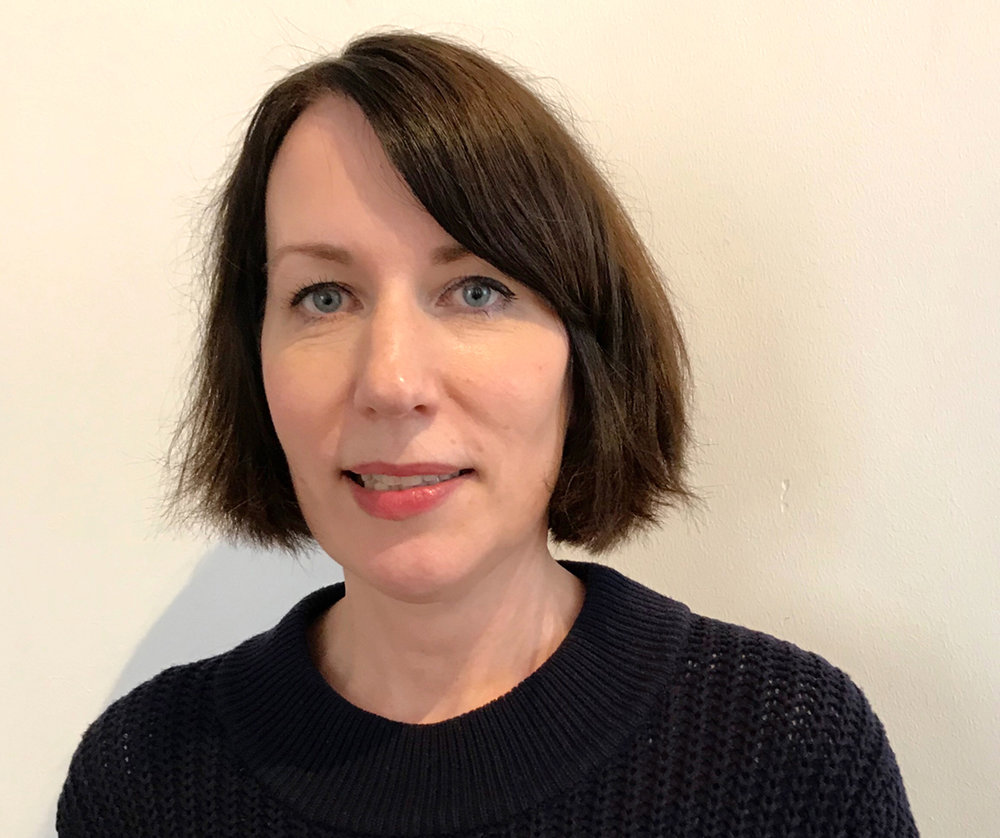 Hanna schallinger, copywriter på nkel