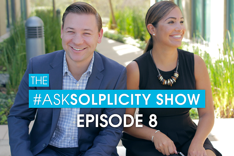 The #AskSolplicity Show