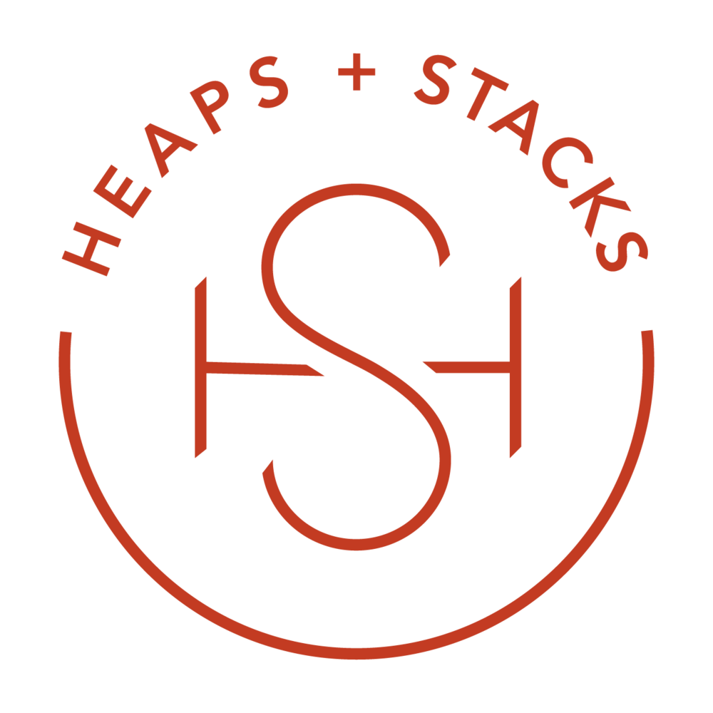 HEAPS + STACKS