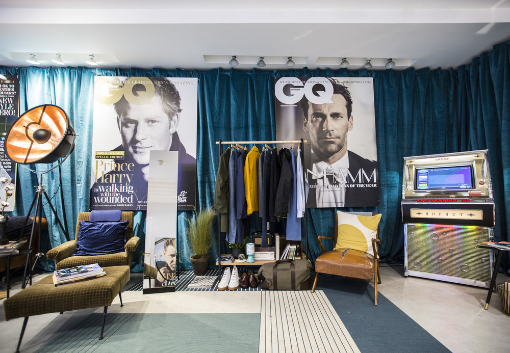 sister london carnaby st x gq heaps and stacks