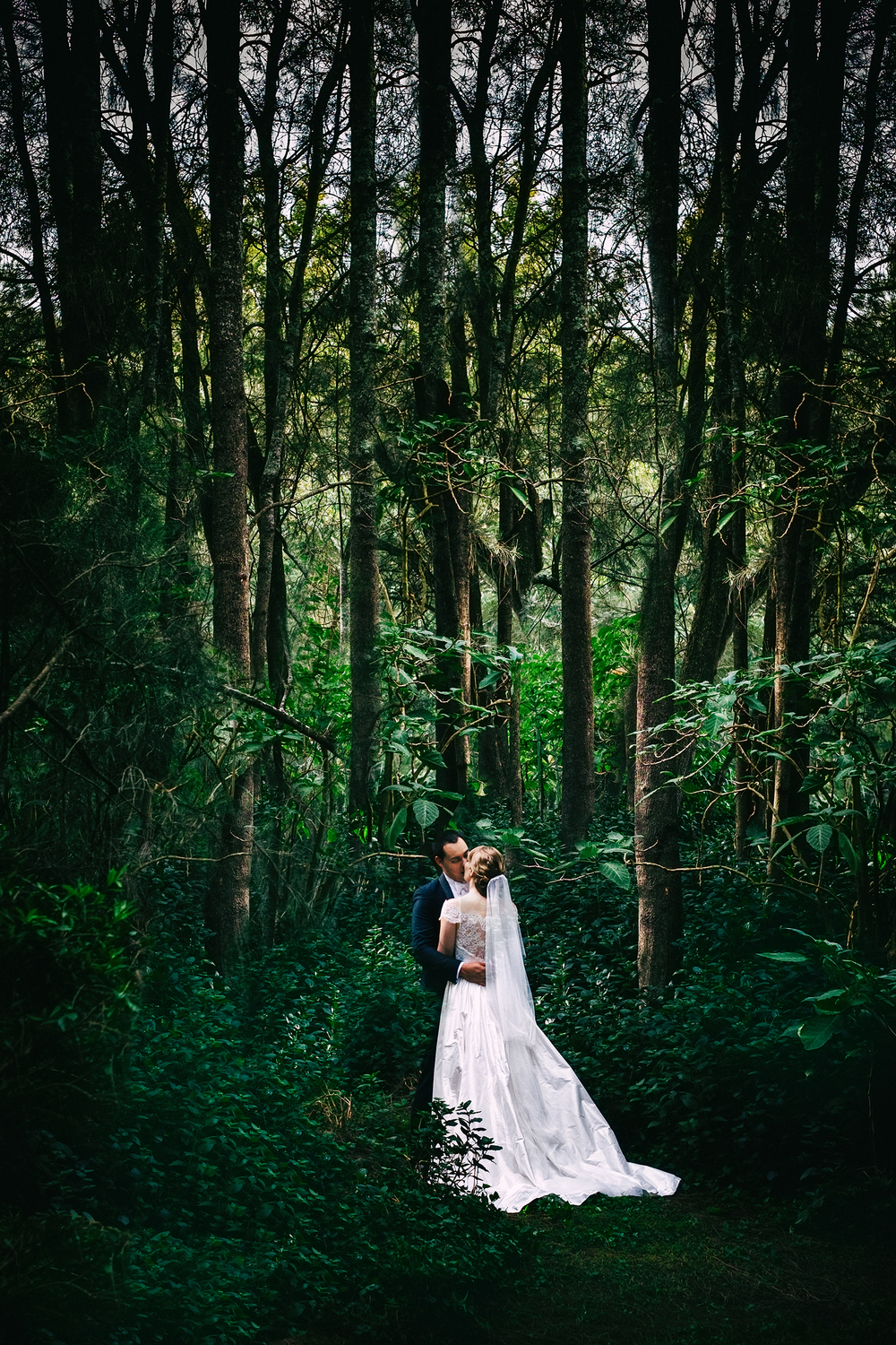 Lush Green Hunter Valley Wedding