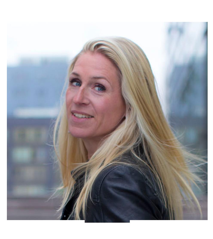 Instatera stress en burnout specialist Liselotte Betist