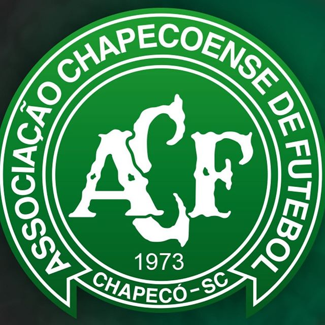 Our thoughts and prayers goes out to all of the Chapecoenses players, the staff, the journalists, the flight crew, and their family members affected by this horrible tragedy 💚🇧🇷⚽️