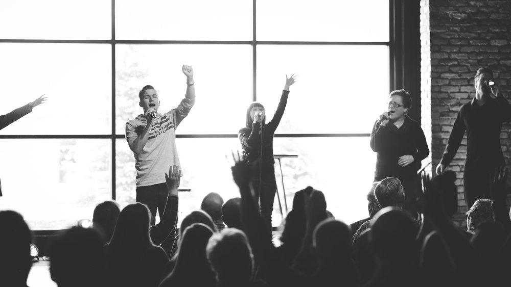 4th Sunday Worship Night   February 26   6:00pm