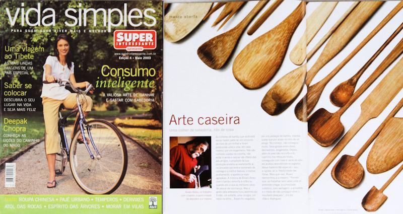 Revista Vida Simples - maio de 2003