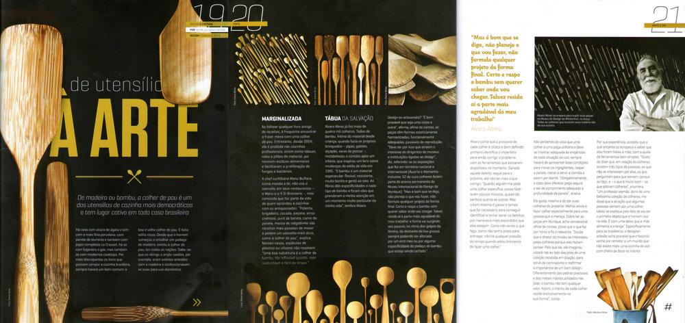 Revista abcDesign - 14 de maio de 2014