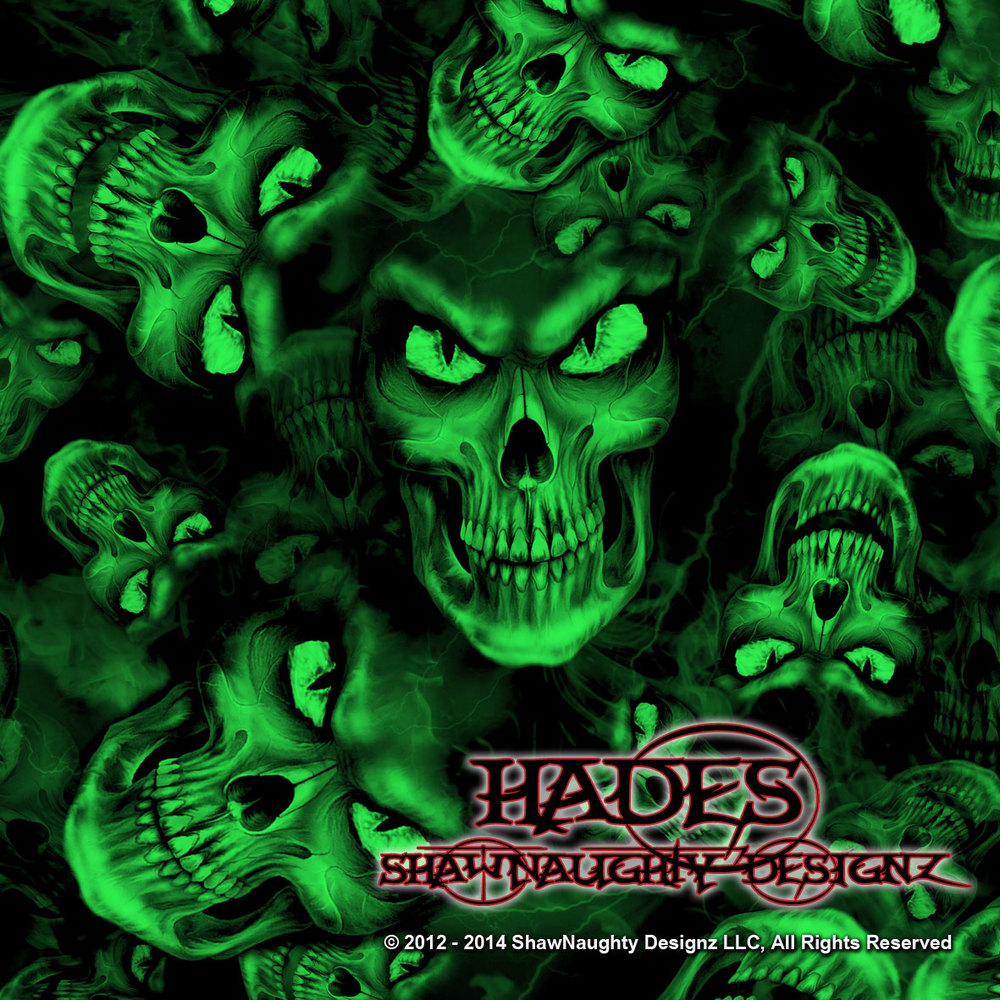 Hades Electric Green