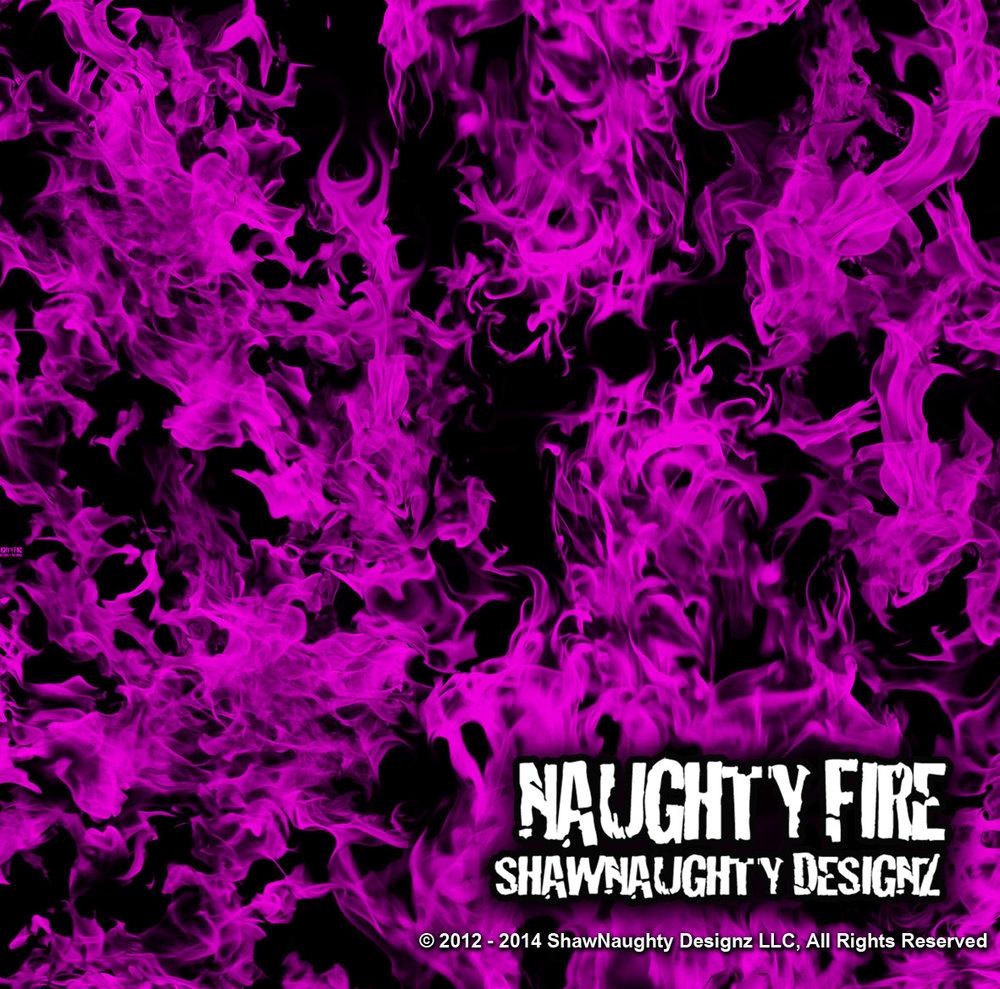 Naughty Fire Magenta