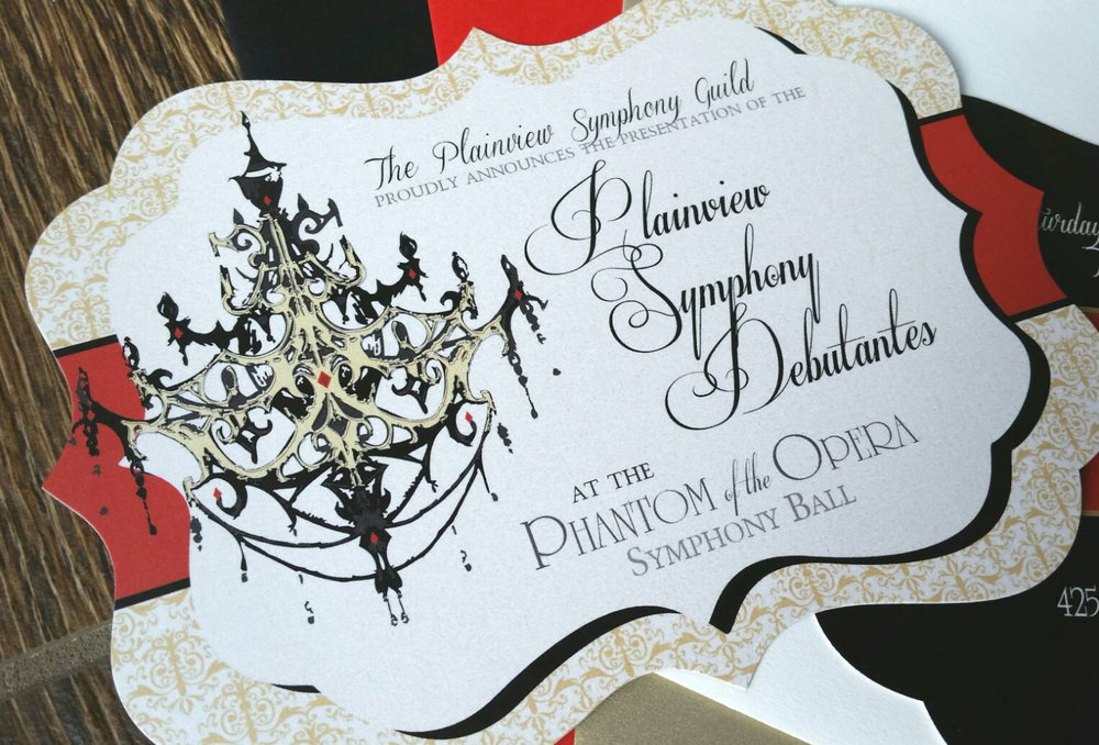 ?format=750w phantom of the opera masquerade ball party invitations cordial,Phantom Of The Opera Invitations