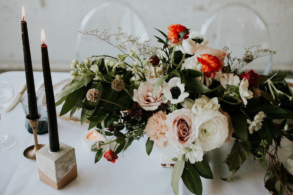 Wedding Floral Design by Studio Terrain