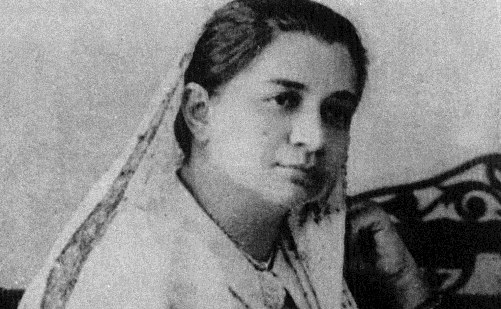 Madam Bhikaiji Cama, photographer unknown