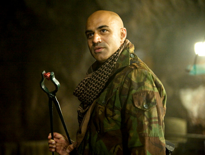 Faran tahir as raza in iron man