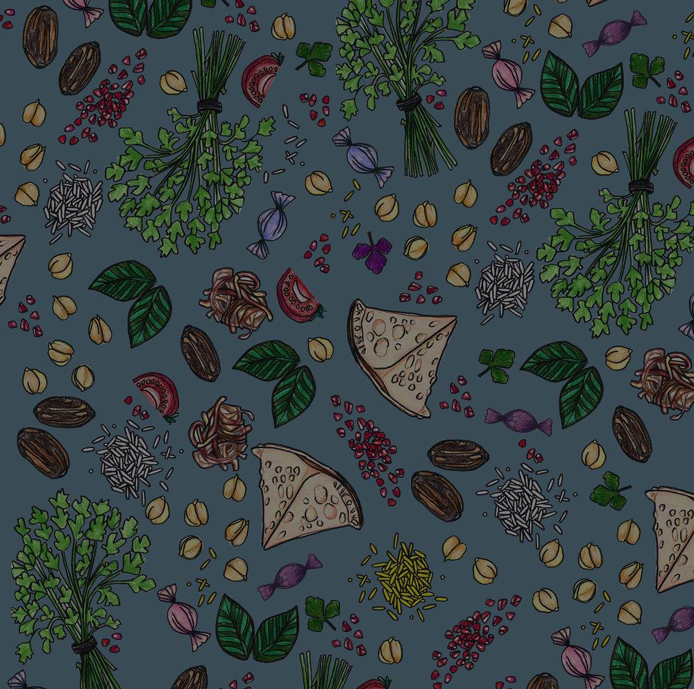 Usarae Gul - Textile Designer