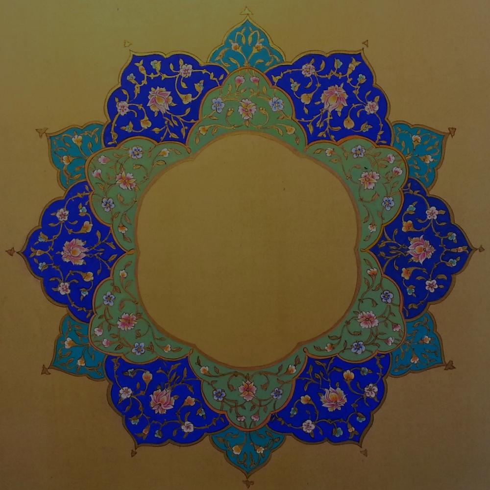 Shaheen Kasmani - Pattern Designer