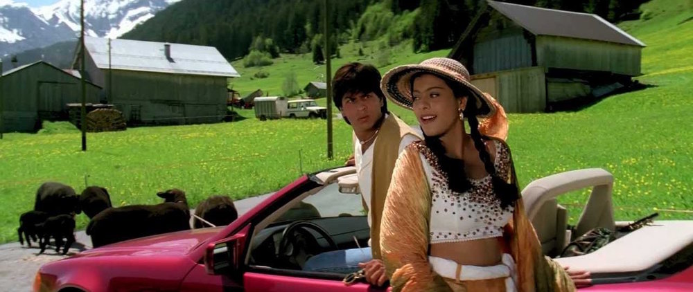 Screenshot from Dilwale Dulhania Le Jayenge