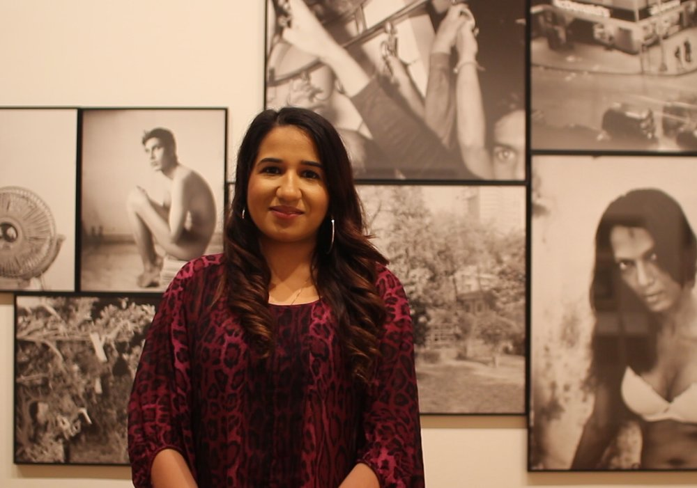 Sashti Lowton, Curator of the Illuminating India exhibition at the Science Museum