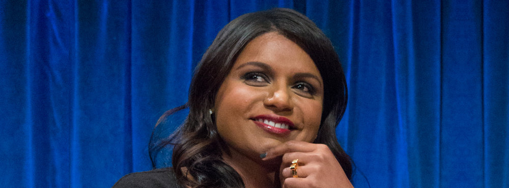 Mindy Kaling, Image by  Dominic D