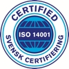 Picture of Certification ISO 14001