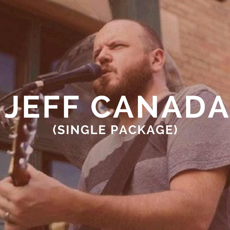 Jeff Canada New Single