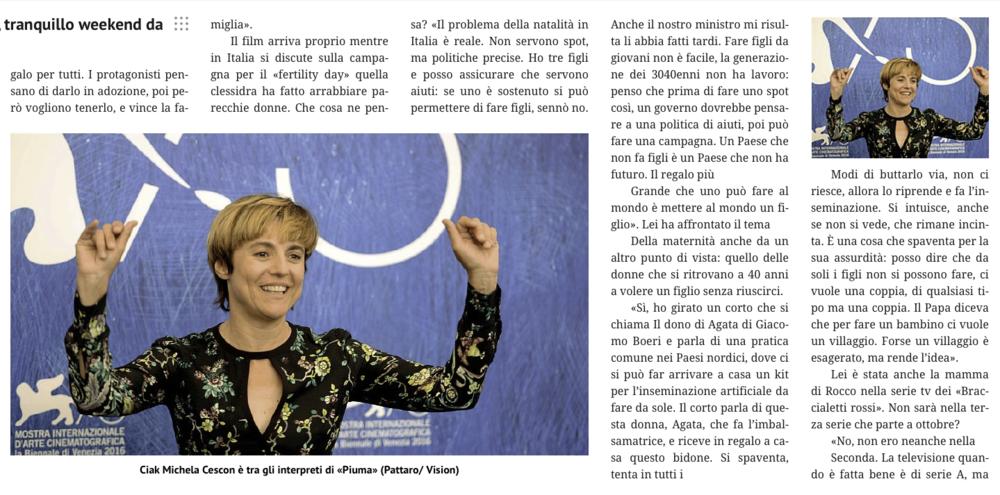 dal Corriere del Veneto