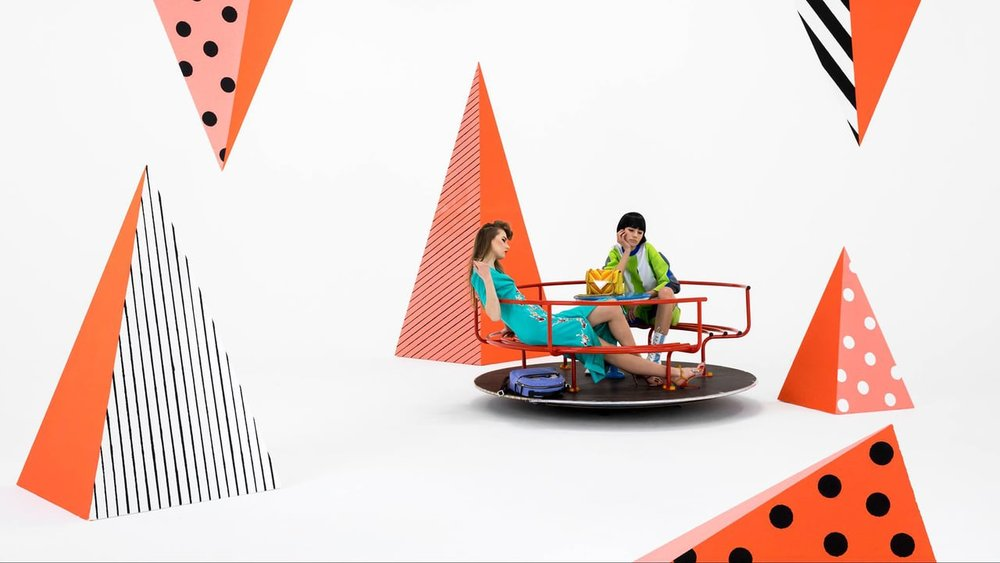 Playground - Fashion Film
