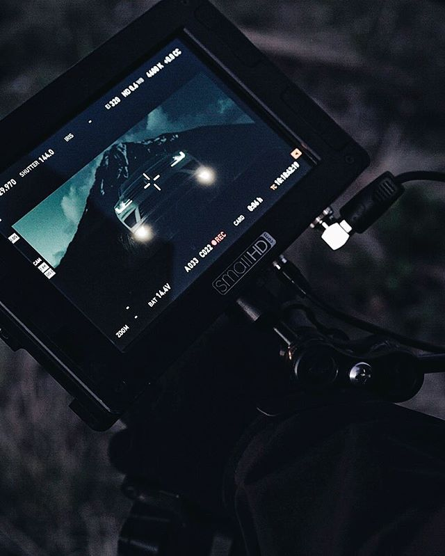 🎬 DP @kielm & Director @kacper.larski back at it again.  #vw #volkswagen#arri #lenses #film #video #patagonia #theandes #chile #flyfishing #fishing #fish #browntrout #trout #angler #lake #mountains #nationalpark #explore #outdoors #oryx #oryxagency #oryxadventures #oryxescapes