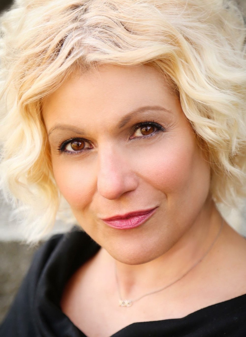 Lisa Tamagini, Artistic Director   New York City based teaching singer.