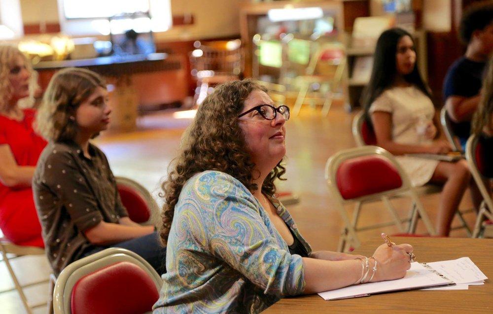 SABRINA LEARMAN - VOICE TEACHER AT EMERSON COLLEGE- BFA MUSICAL THEATRE PROGRAM